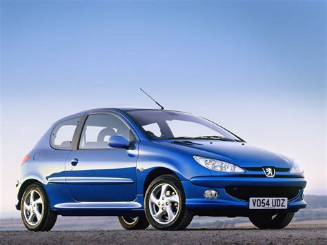 best 4 door hatchback my peugeot 206 3dtuning probably the best car