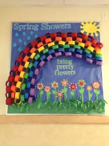 spring bulletin board idea crafts worksheets preschool toddler kindergarten