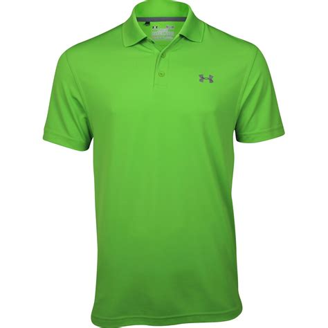 Golf Armour Size L nwt armour ua performance parrot green graphite golf