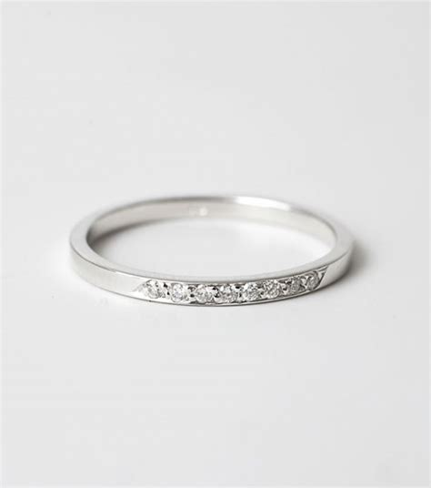 wedding rings pictures flat wedding rings