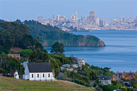 st s church tiburon california sf bay