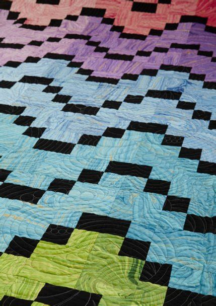Blue Bamboo Quilt by Blue Bamboo Allpeoplequilt