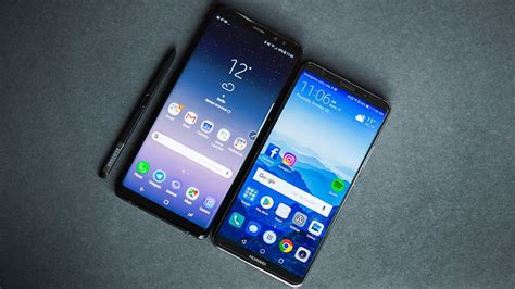 Samsung Note 8 Pro huawei mate 10 pro vs samsung galaxy note 8 similar but androidpit