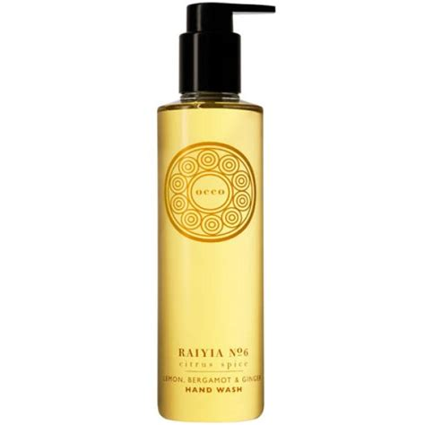 Buds Gently Minty Citrus Wash 250ml occo raiyia no6 citrus spice wash 250ml free delivery