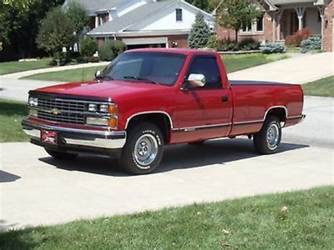 1989 chevrolet truck 1989 chevrolet classic cars for sale used cars on