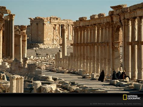 Temple Mba Acceptance Rate by Temple Of Bel Ba Al At Palmyra Mars Black City