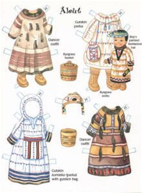 printable indian paper dolls 1000 images about paper dolls native americans on