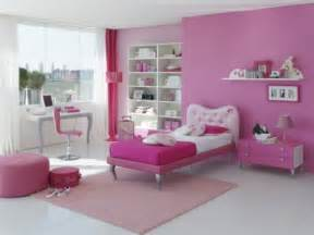 bedroom decoration pink color for
