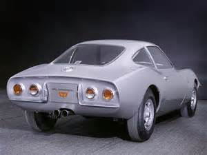 Where Are Opel Cars Made Opel Experimental Gt 1965 Concept Cars