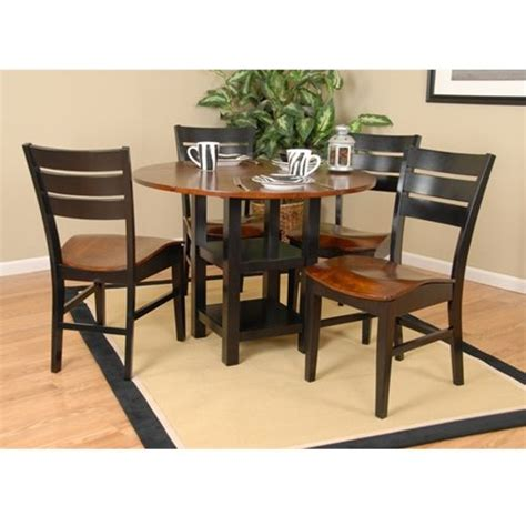 Aarons Furniture Dining Tables Aarons Ligo Black And Cherry Oak Dining Furniture Dining Room Future