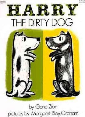 harry the dirty dog 0099978709 harry the dirty dog gene zion 9780812440768