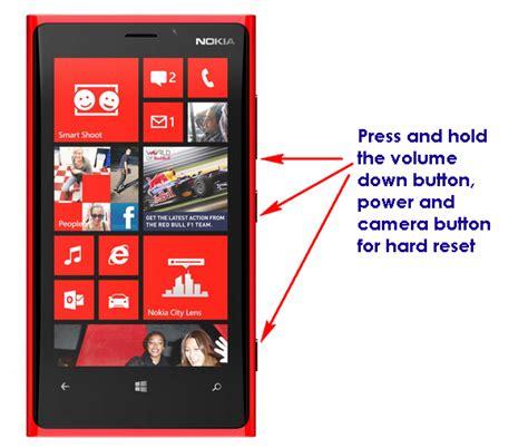 resetting a nokia lumia 920 how to hard and soft reset nokia lumia 920