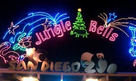 san diego zoo lights yvonne s san diego zoo jungle bells
