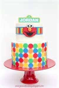 elmo cake jessica harris cake design