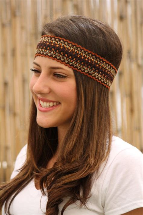 hairstyles with stretchy headbands ethnic headband elastic headband women hair by topstyle1