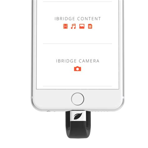 iphone photo storage leef launches ibridge iphone storage device digital