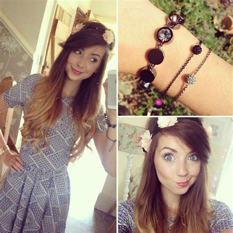 casual hairstyles zoella 17 best images about zoella on pinterest harry styles