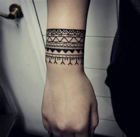 bracelet tattoos for men 40 beautiful bracelet tattoos for bracelet