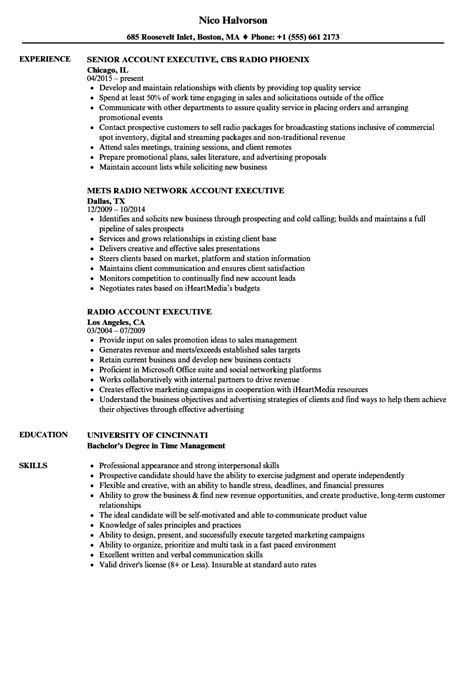 resume format for account executive in word account manager resume exlesive exle of resumes format accounts executive