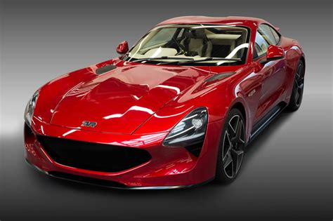 Tvr Supercar Tvr Roars Back To Production With 200 Mph V8 Powered