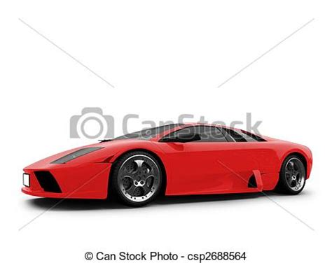 ferrari front drawing drawing of ferrari isolated red front view isolated