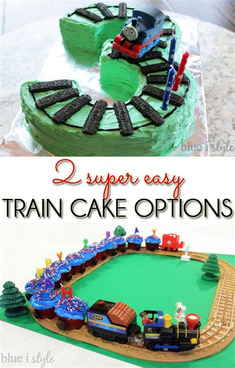 Fall Decorations To Make At Home by Entertaining With Style Two Super Easy Train Cake