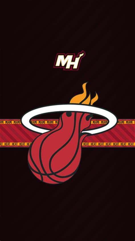 Miami Heat A1098 Iphone 6 6s Miami Heat Iphone 5 Se Wallpaper