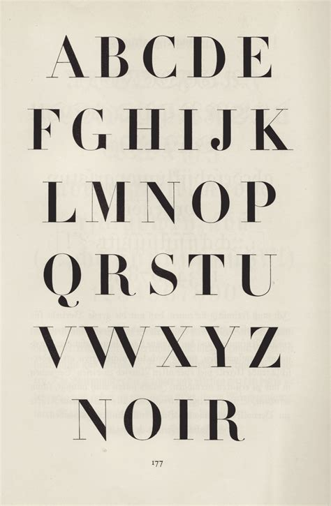 typography facts didot fonts history hoefler co
