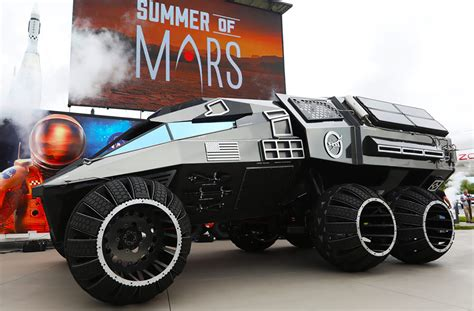 latest images from the mars curiosity rover for june 23rd 2014 mars rover concept debuts with new exhibit at kennedy