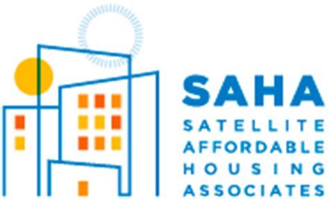 saha housing homepage saha