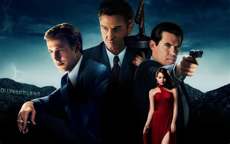 gangster film directors gangster squad 2013 cinematic underdogs overcats