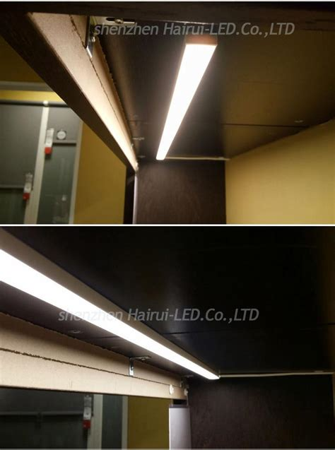 kitchen under cabinet led strip lighting wholesale 50pcs 1m 7020 dimmable under cabinet strip
