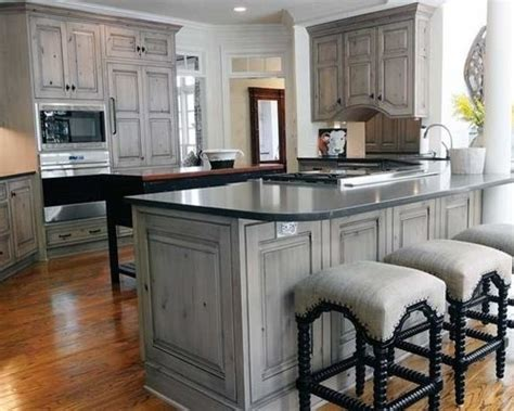 best 25 gray stained cabinets ideas only on pinterest gray stained kitchen cabinets