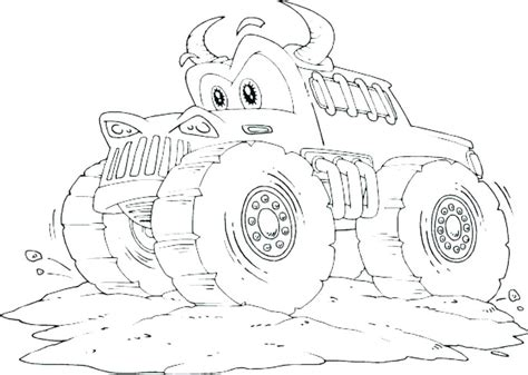 grave digger truck coloring pages grave digger truck coloring pages at getcolorings