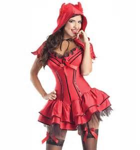 cheap halloween costumes for women 2 pcs cute womens devil halloween costumes for sale