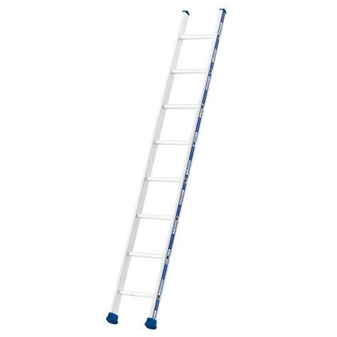 single section ladder valentine ladders towers 2410112 platinium single