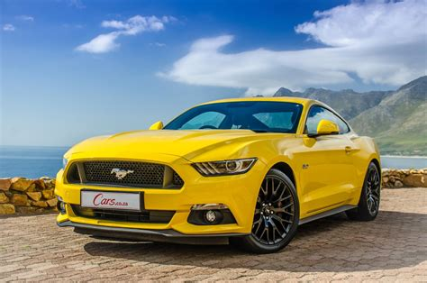 Auto Mustang by Ford Mustang 5 0 Gt Fastback Auto 2016 Review Cars Co Za