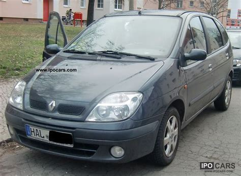 renault scenic 2002 interior renault scenic 1 9 2002 technical specifications