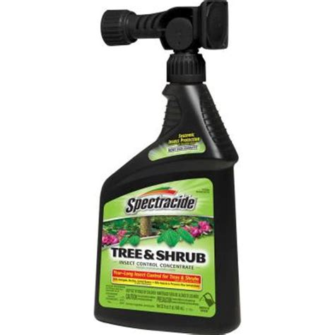 spectracide 32 oz ready to spray tree and shrub insect