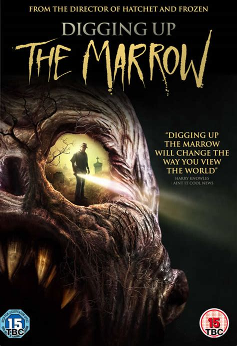 film digging up the marrow digging up the marrow 2014 bad horror movies