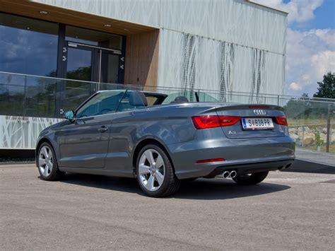Audi A3 Cabrio Test by Audi A3 Cabriolet 2 0 Tdi 150 Ps Testbericht Autoguru At