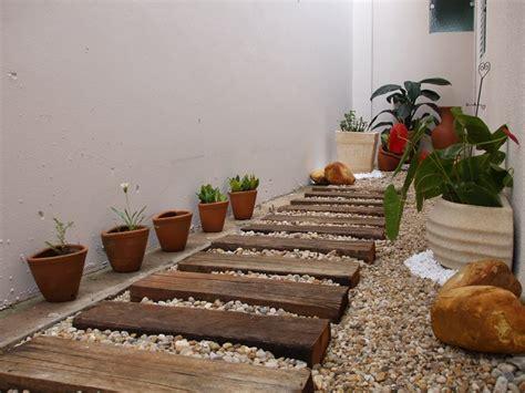 como decorar seu jardim pouco dinheiro como fazer um belo jardim para casa gastando pouco