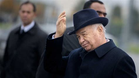 uzbek presidents death puts spotlight on the countrys talk911 nigeria uzbek strongman leader islam karimov dies
