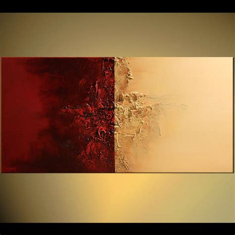 abstract textured paintings abstract painting and beige textured painting split