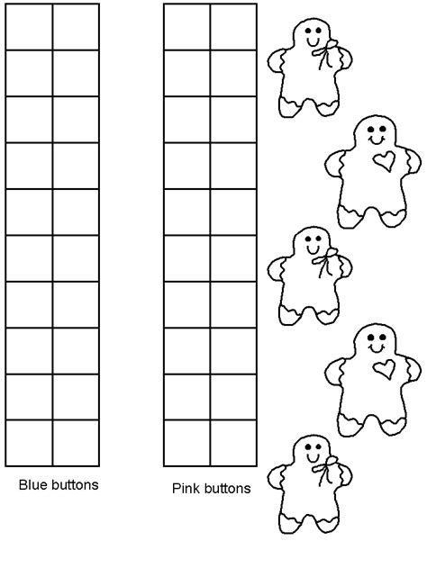 free printable gingerbread man activities gingerbread man activity worksheet