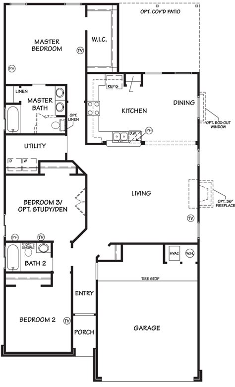 roosevelt floor plan the roosevelt floor plan killeen tx new homes for sale