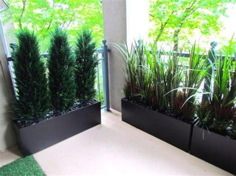 greenscape design artificial foliage privacy screen
