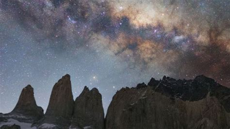 imagenes increibles del cielo la incre 237 ble vista del cielo nocturno de torres del paine