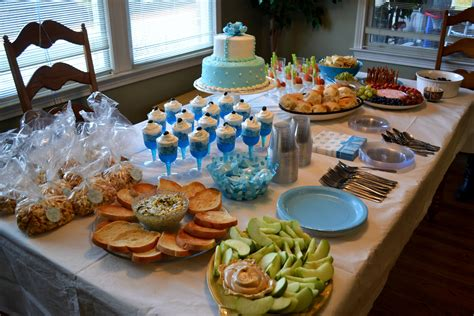 Baby Shower Food Ideas For A Boy baby shower food ideas for boys baby shower ideas gallery