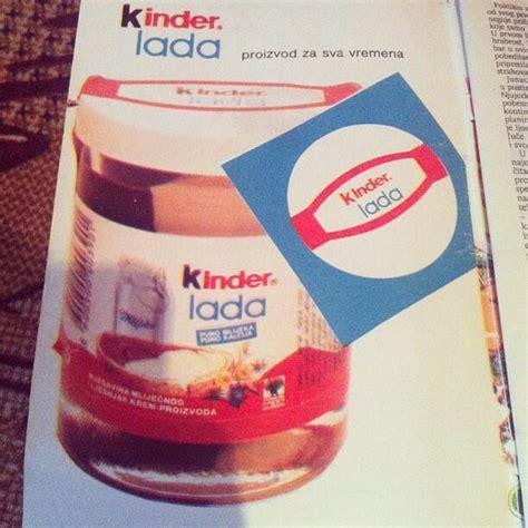 Kinder Lada Kinder Lada Favourite Stuff